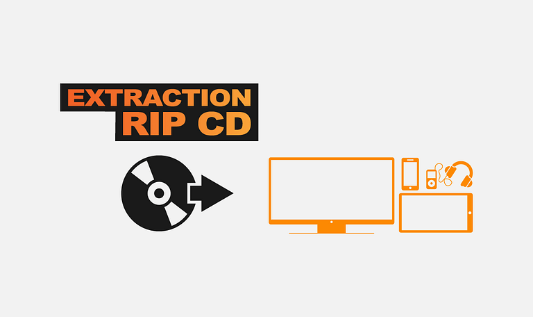 Rip cd audio