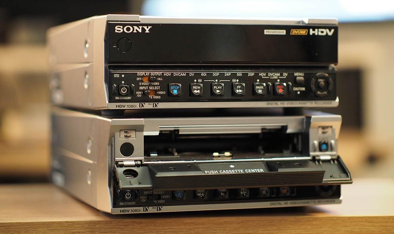Transfert de cassette Minidv à Paris 75006