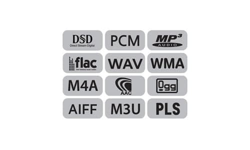 Les Formats de compression Audio
