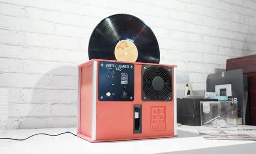 Nettoyage de Disque Vinyle