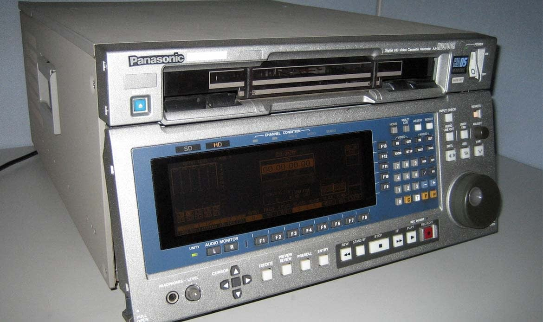 Panasonic-D-5-HD-VTR-AJ-HD3700H
