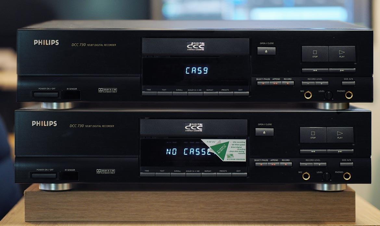 Numérisation des cassettes audio DCC Paris