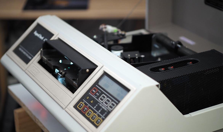 TapeChek-Cleaner-RTi, nettoyage de vos cassettes vhs et s-vhs