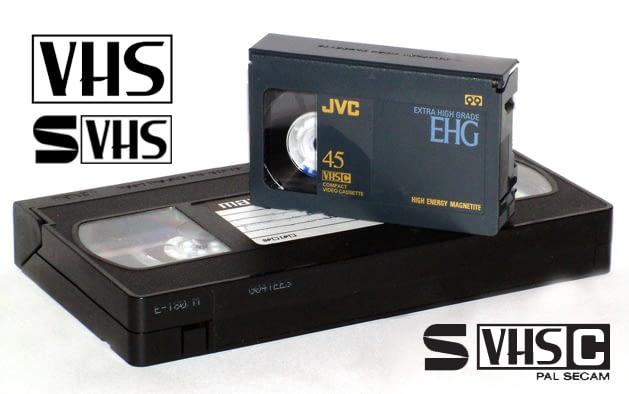 Cassette VHS-C
