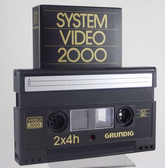 Cassette V2000